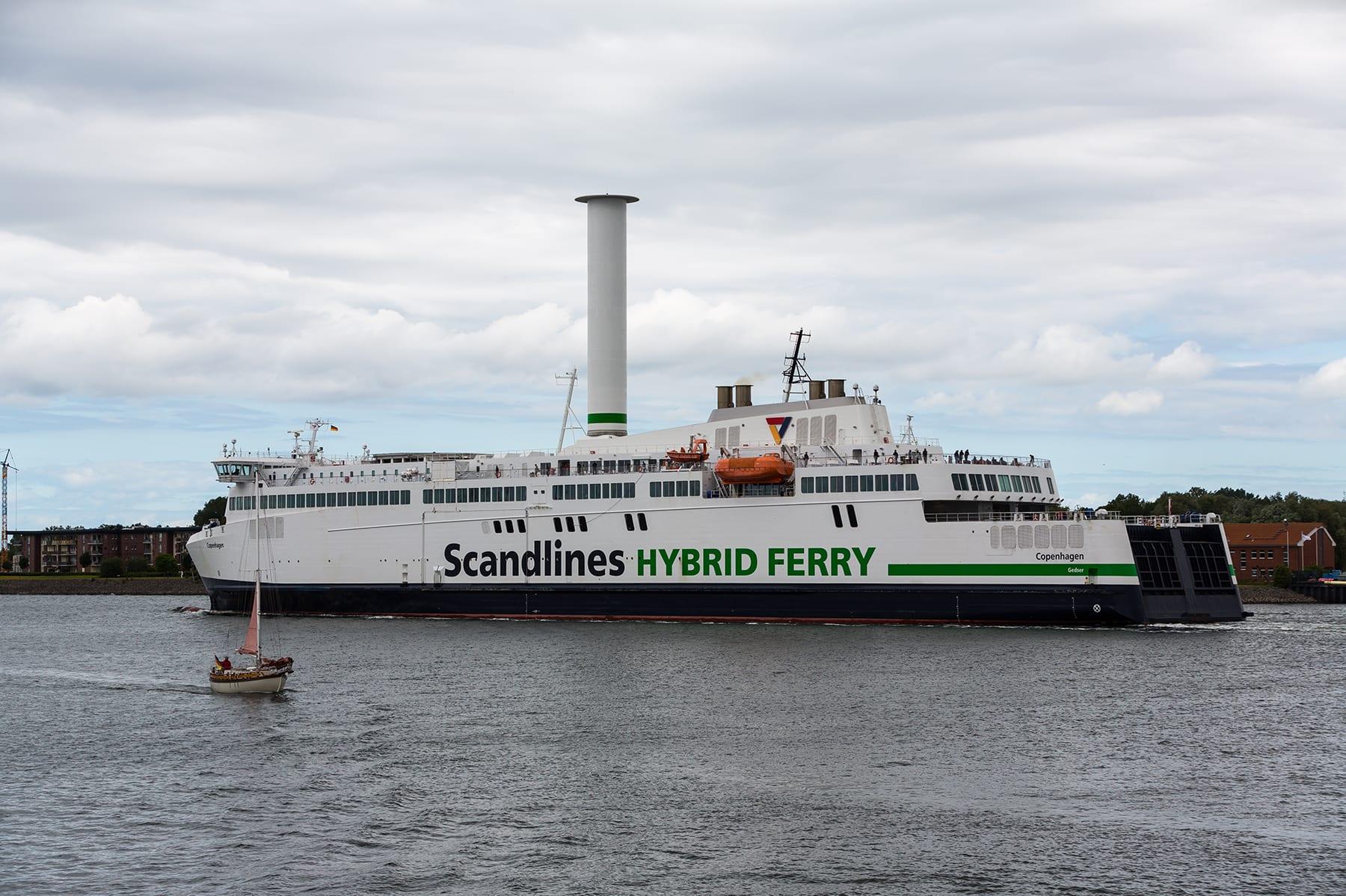 hybrid ferry emerging technology