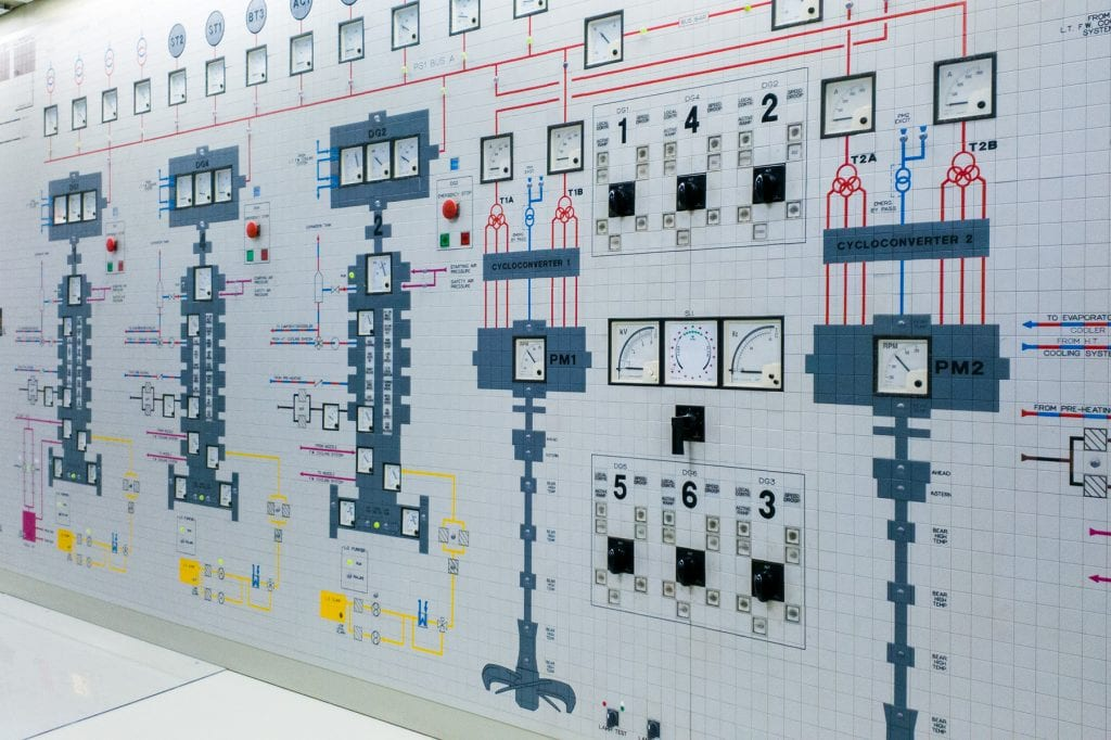control and automation systems